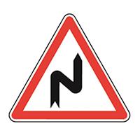Signalisation de police Alc